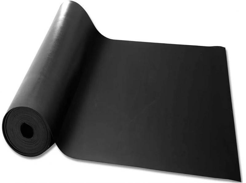 Lençol de borracha 3mm